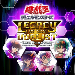 YU-GI-OH! Duel Monsters Legacy of the Duelist -Link Evolution-