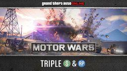 《GTA Online》载具战争推出三倍奖励 赚取三倍游戏币和声望值