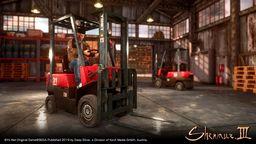 《莎木3》经典叉车登场 铃木裕披露最新游戏细节内容