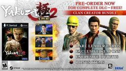 《如龙极2》将于5月登陆PC平台 Steam页面公开不支持中文