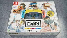任天堂Labo VR套装评测:能带来新鲜感的一次性消耗品