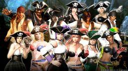 《死或生6》公布第二批海盗主题DLC服装 4月25日推最新升级