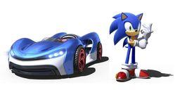 《组队索尼克赛车》续报 介绍赛车手、改装赛车以及赛道