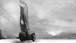 《孤帆远航》评测:氛围小有意境的孤独旅程