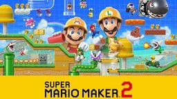 《超级马里奥制造2》发售日确定 将于6月28日登陆Switch