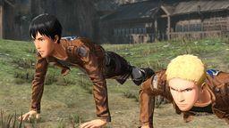 《进击的巨人2 最终之战》夺回墙外模式截图 体验版已发布