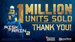 《雨中冒险2》发售首月售出100万份 近期加入官方中文