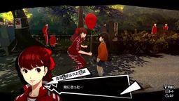 《女神异闻录5皇家版》新女角色芳泽霞与3学期剧情展示影像