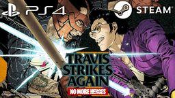 《英雄不再 特拉维斯再次出击》将登陆PS4及PC平台