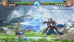 《碧蓝幻想VERSUS》最新对战试玩影像 内测已正式开始