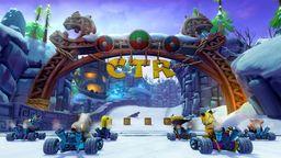 《古惑狼赛车 重制版》实机试玩体验和视频 忠实还原经典游戏