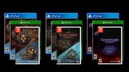 《博德之门》等DND名作主机加强版发售日正式确定