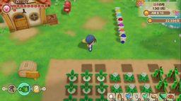 《牧场物语 重聚矿石镇》第三弹试玩影像 展示与小矮人互动