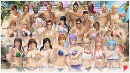 《死或生6》公布DLC季票2 包含泳装以及一名新角色等内容