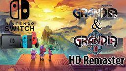 《格兰蒂亚 高清合集》将于8月16日发售 PC版将在之后推出
