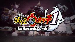 Switch版《妖怪手表1》公开宣传影像 预定10月10日发售