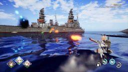 《碧蓝航线Crosswave》战斗试玩影像汇总 第三弹前排组合