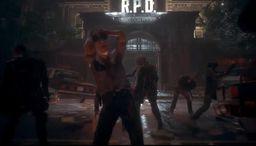 """Capcom公开趣味短片""""丧尸之舞"""" 浣熊市瞬间群魔乱舞"""