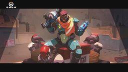 《守望先锋》全新辅助英雄巴蒂斯特公开 将于近期推出