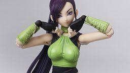 《勇者斗恶龙11》玛缇娜Bring ARTS模型实物公布 6月出货