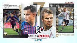 《实况足球2019 Lite》12月13日推出 可免费游玩myClub