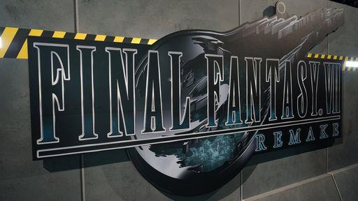 E3 2019南馆现场图集:FF7的这块表真好看 可惜我买不起
