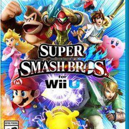 duplicate Super Smash Bros. for Wii U