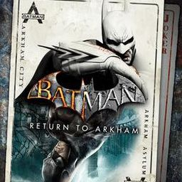 蝙蝠侠:重返阿卡姆