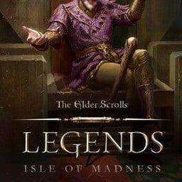 上古卷轴:传奇 Isle of Madness