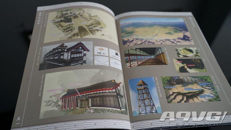 《传颂之物 二人的白皇》中文限定版开箱 设定集也翻译了