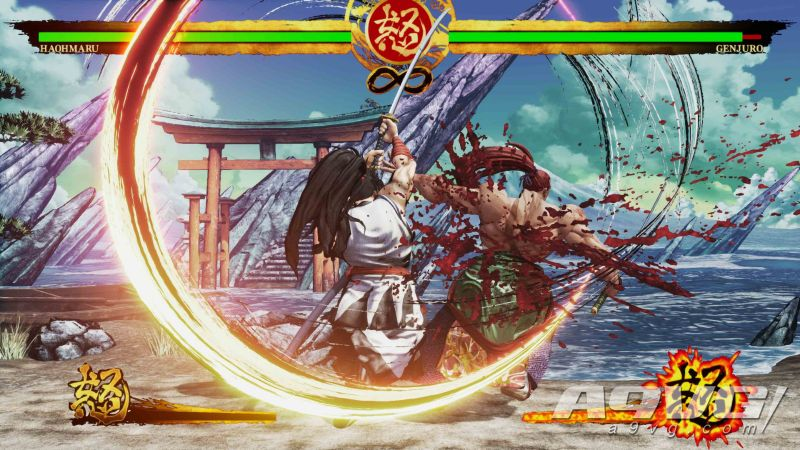 《侍魂 晓》游戏画面高清截图公开 PS4/XB1版6月27日发售