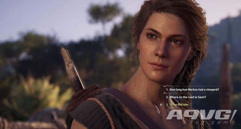 传闻:《刺客信条 奥德赛》将加入故事创作模式 强化玩家选择