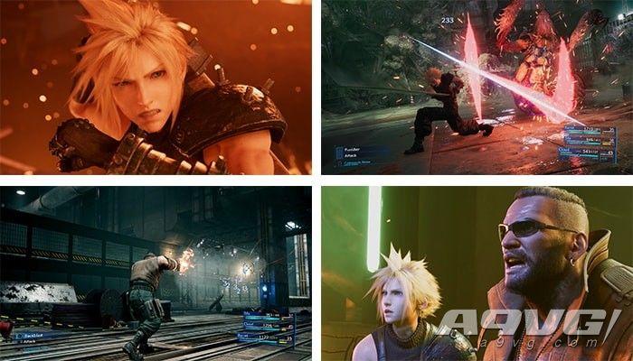 SE再次确认《最终幻想7 重制版》将会以多部作品的形式推出