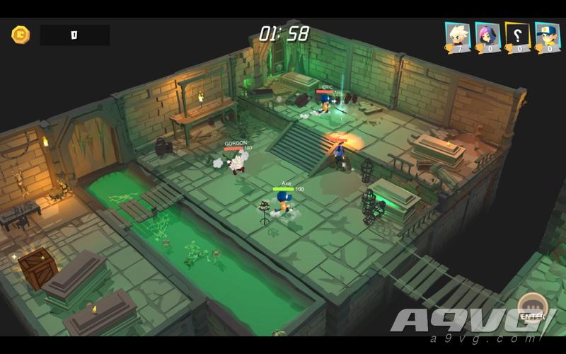 椰岛游戏公布代理新作《捣蛋大作战》 这是友尽的节奏啊