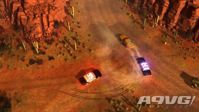 动作沙盒游戏《美国逃亡者》现已正式登陆PC和PS4平台