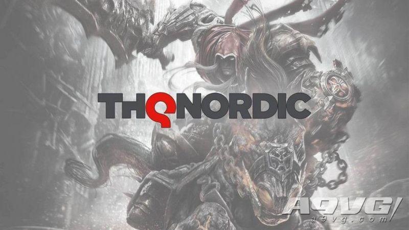 THQ Nordic有80款游戏正在开发中 《地铁大逃亡》表现历史最佳