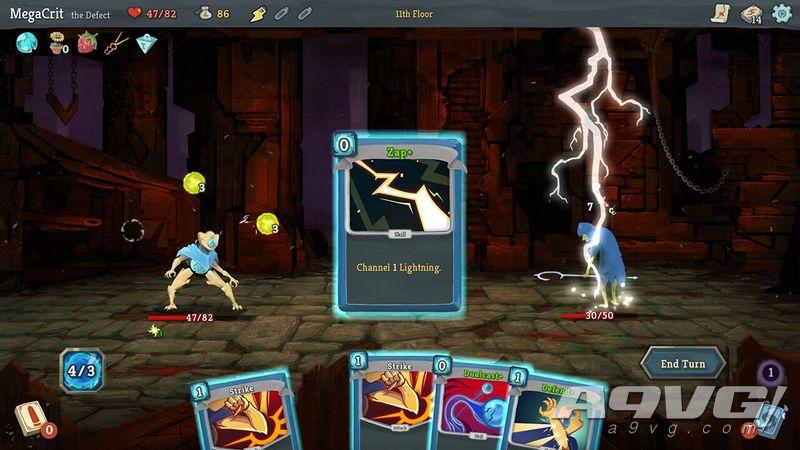 卡牌roguelike游戏《杀戮尖塔》将于6月6日登陆Switch