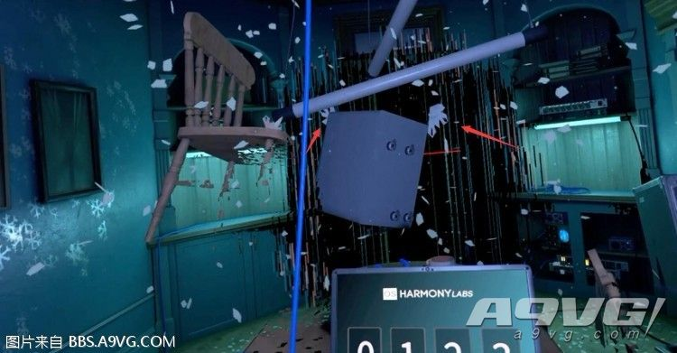 恐怖VR游戏《传输》游玩心得 《传输》试玩体验报告