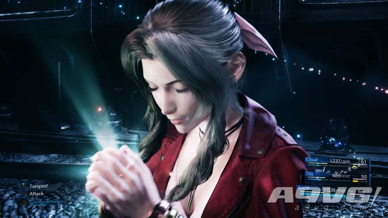 《最终幻想7 重制版》确定全球同步3月3日推出中文版