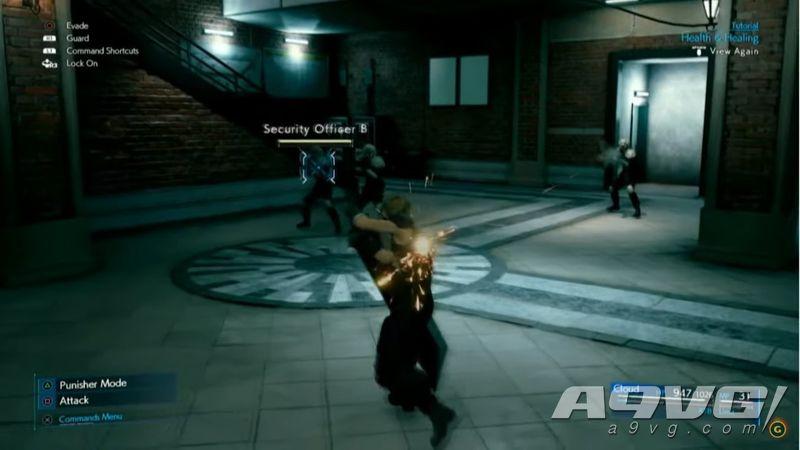 《最终幻想7 重制版》蒂法登场!超长实机演示展示玩法变化