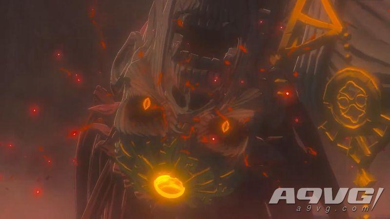 《塞尔达传说 旷野之息》续作正在开发中 公布首段宣传影像