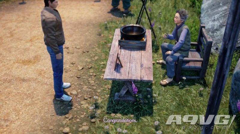 《莎木3》13分钟小游戏试玩演示 新老内容一应具全