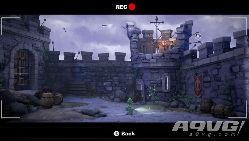 《路易吉洋楼3》任天堂树屋直播演示 分身带来丰富的玩法