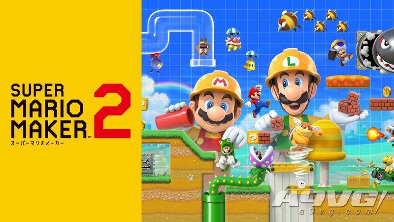 日本家用游戏市场19年6月数据 《超级马力欧创作家2》第一