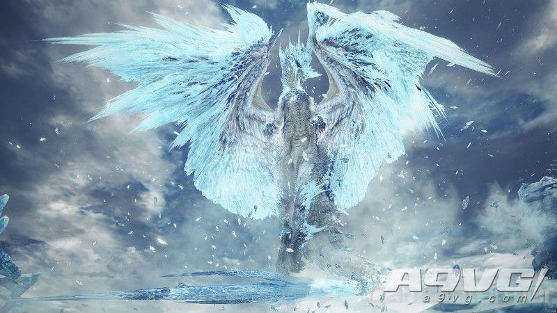 《复卷机董方入国问俗 Iceborne》冰呪龙套装和武器造型大量新图公开