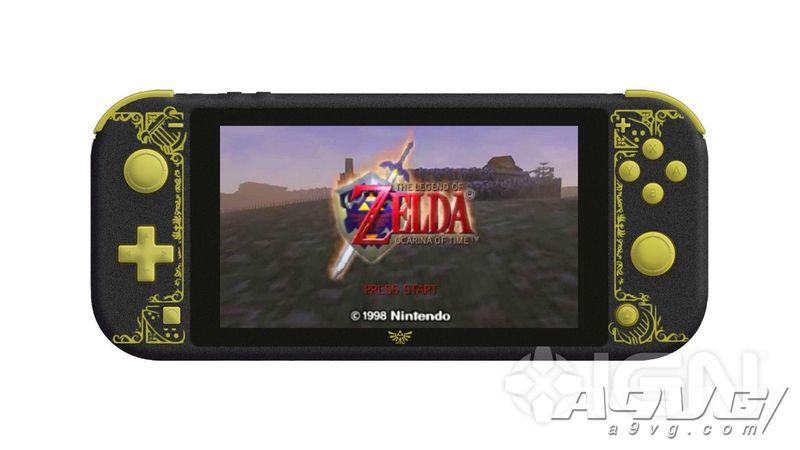是不是觉得Switch Lite颜色略单调?IGN设计出11款配色方案