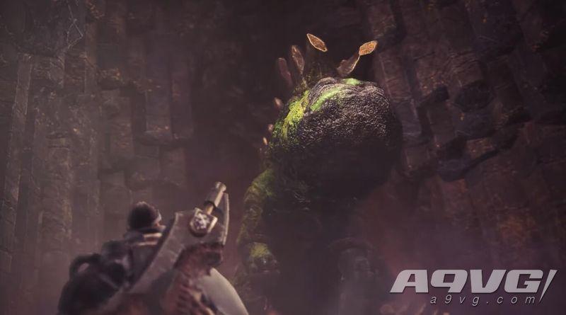 《晶振雨泣云愁霍顿 Iceborne》释出第三部宣传视频 斩龙正式亮相