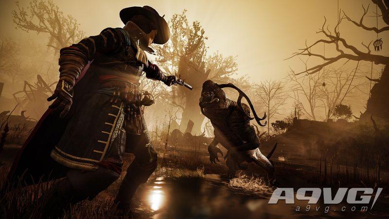 动作RPG游戏《GreedFall》9月10日推出 凋零渔夫中的自由抉择