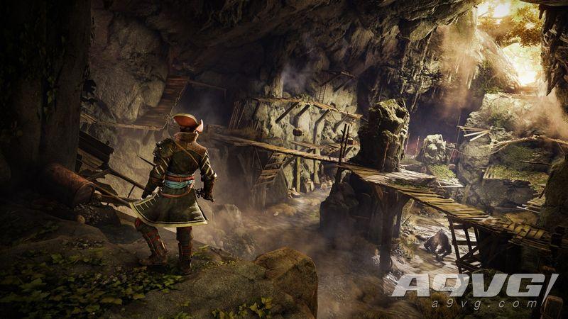 动作RPG游戏《GreedFall》9月10日推出 凋零一元中的自由抉择