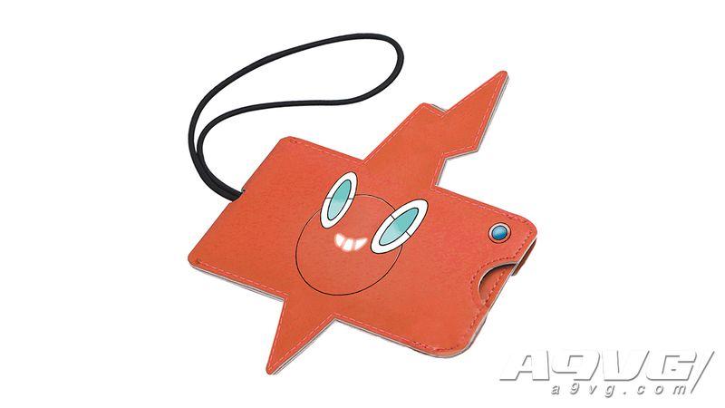 《宝可梦 剑/盾》早期购入特典公开 赠送洛托姆行李牌